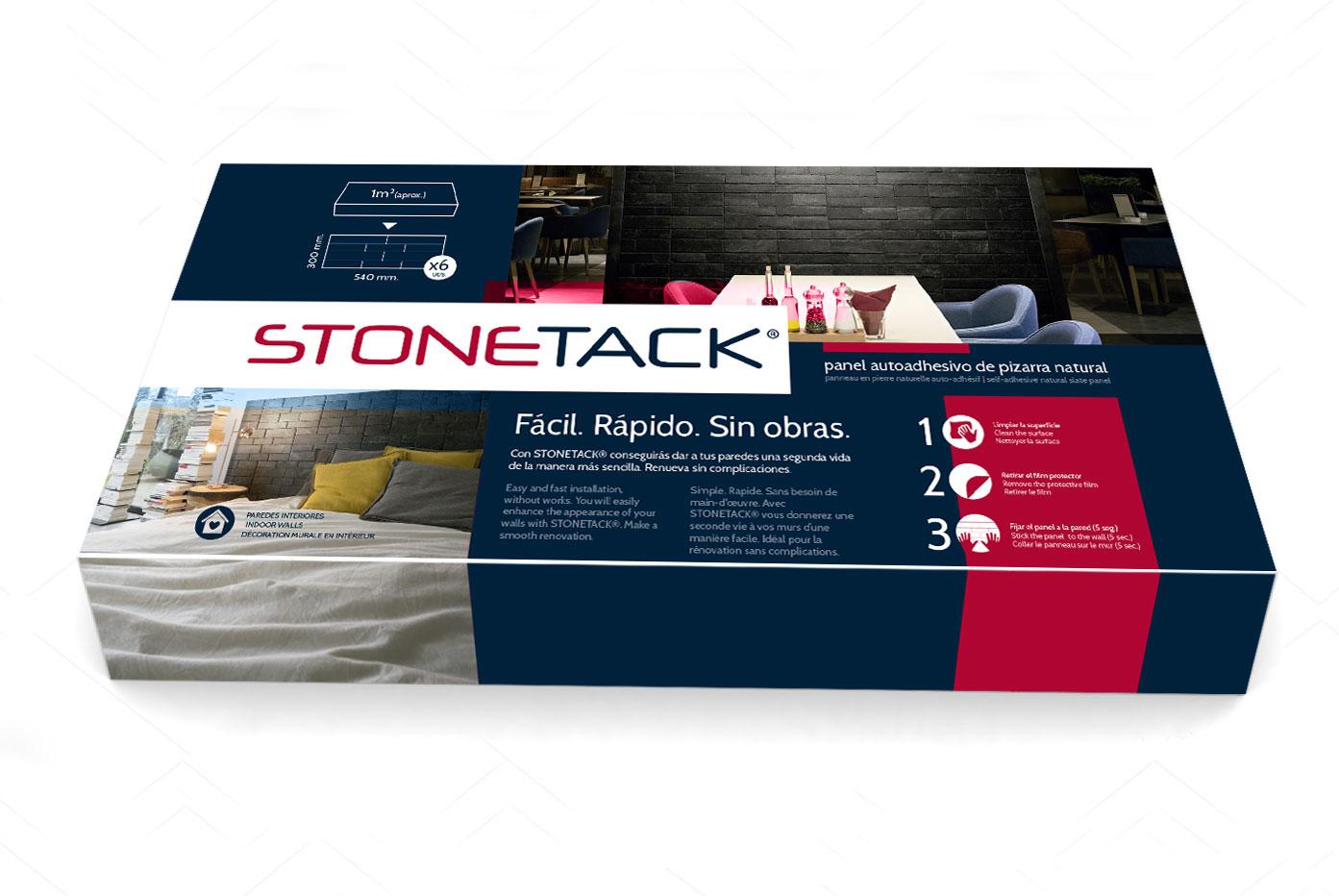Caja Stonetack®