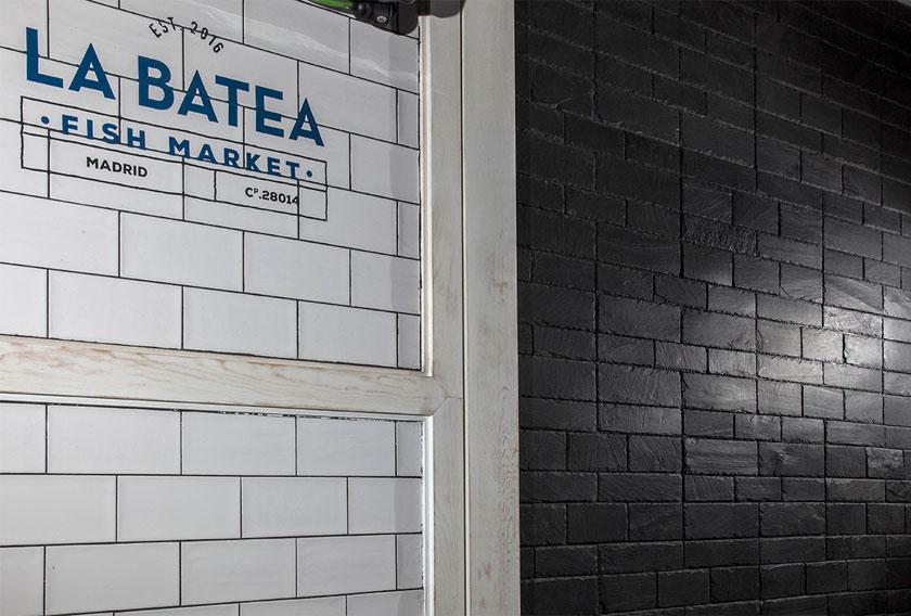 Stonetack® en el proyecto del restaurante la batea