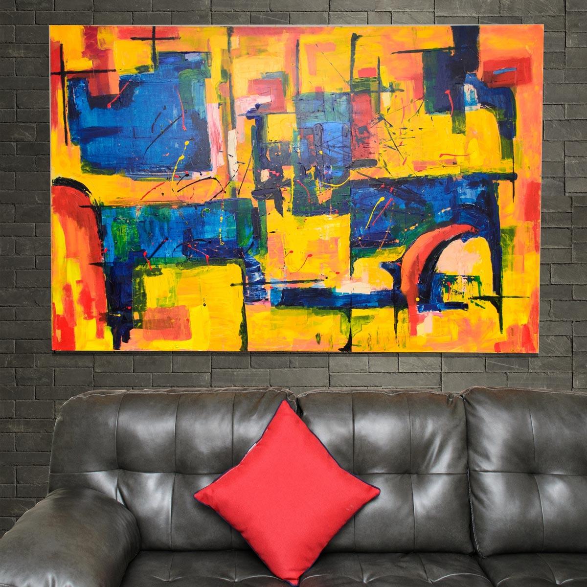 STONETACK for interior design decoration