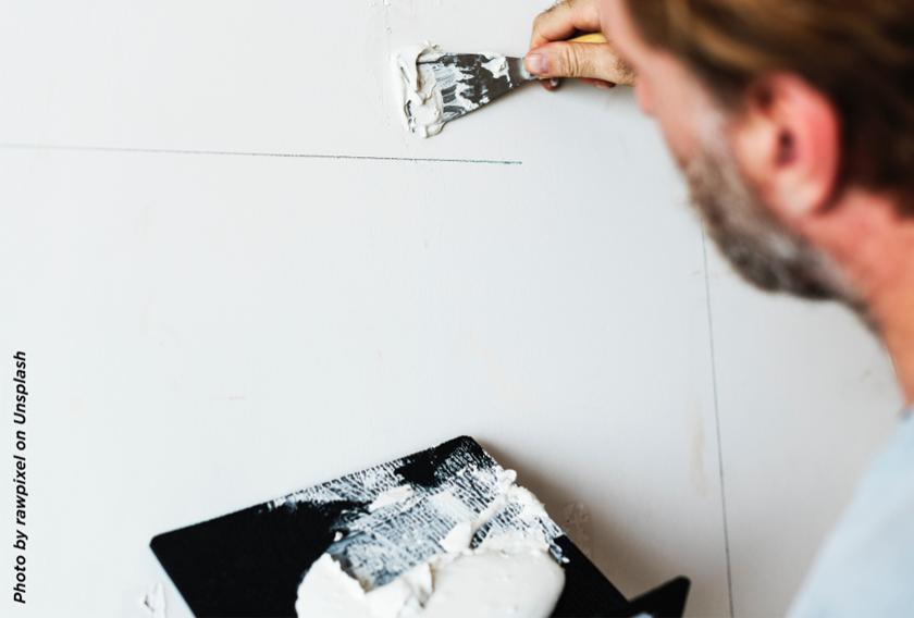 DIY avec peinture