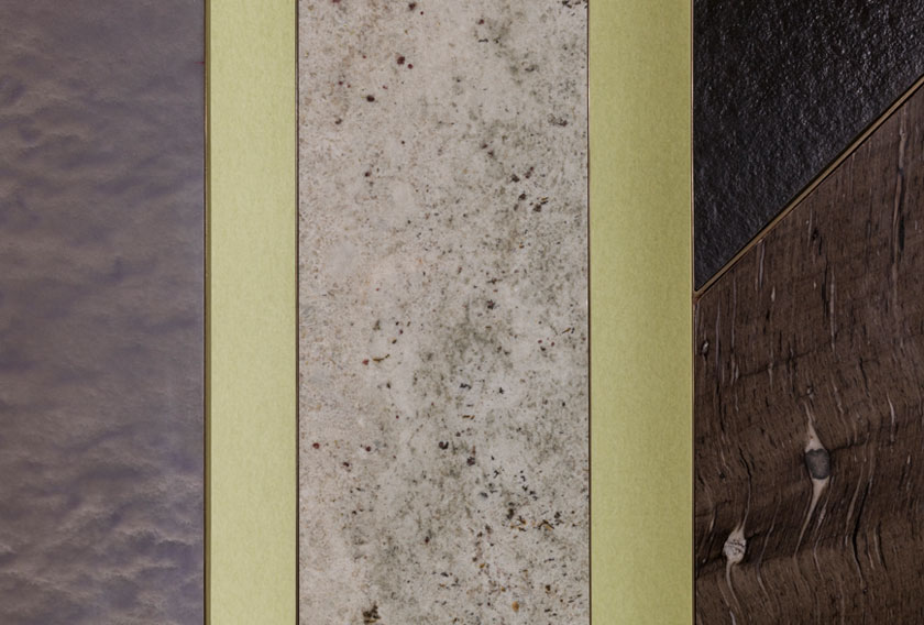 Los materiales naturales llenaran de texturas únicas los interiores de nuestros hogares en 2019